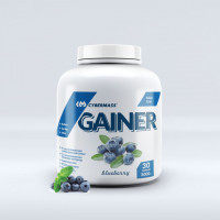 Гейнер Cybermass Gainer, черника, 3000 г