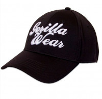 "Бейсболка для бодибилдинга Gorilla Wear ""Flex"" Cap, черная"
