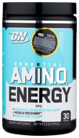 Аминокислоты Optimum Nutrition Essential Amino Energy, черничный мохито, 270 г