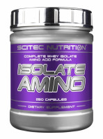 Аминокислоты Scitec Nutrition Isolate Amino 250 капс.