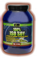 Протеин Beverly 100% Iso Soy 1000 г.