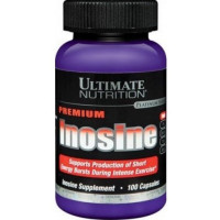 Витамины Ultimate Inosine 500 мг 100 капс.