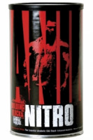 BCAA Universal nutrition Animal Nitro 44 пакетов.
